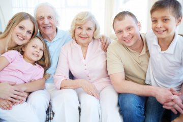 מיומנויות במשפחה רב דורית